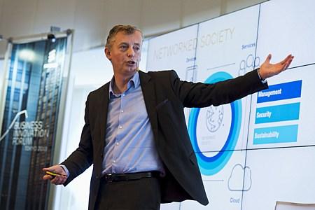 Ex-CTO da Ericsson é contratado pela T-Mobile