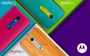 Moto Family 2015