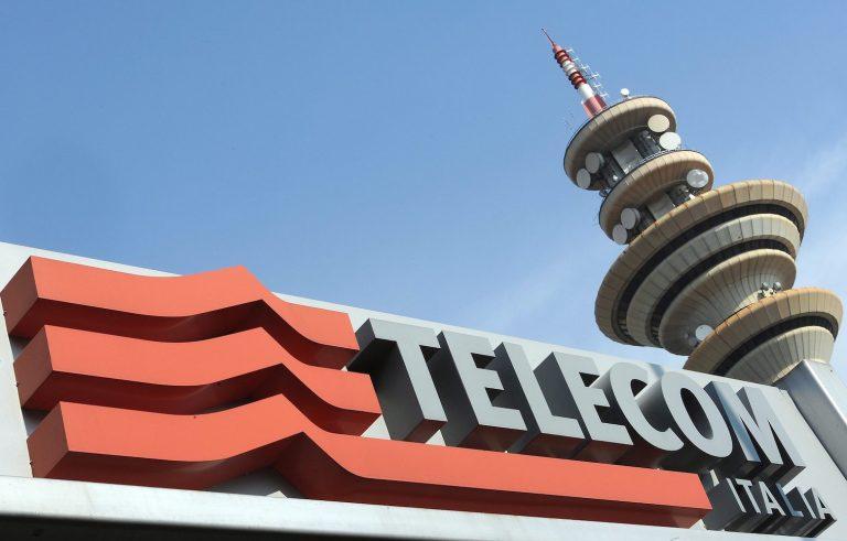 Desempenho doméstico provoca queda na receita da Telecom Italia