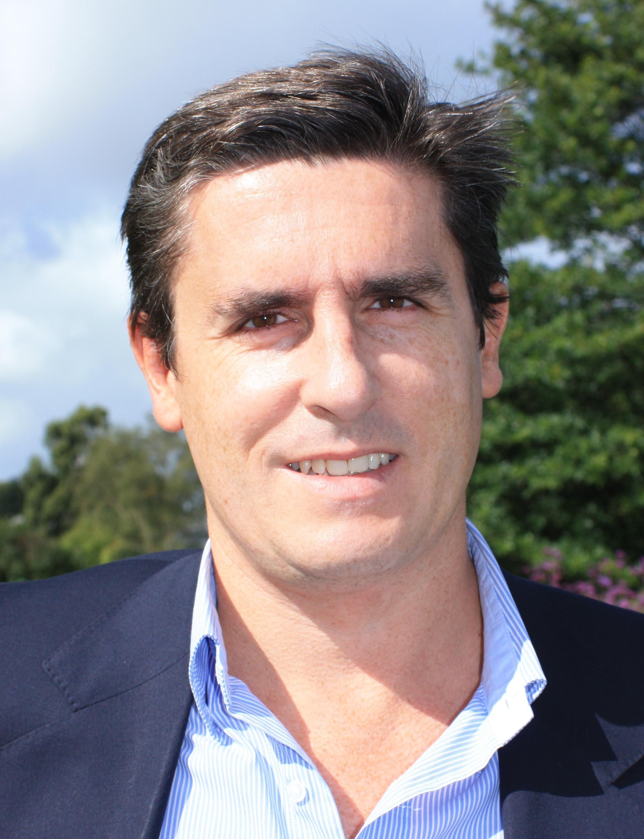 David Melcon Sanchez-Friera é o novo CFO da Telefônica Brasil. Foto: divulgação