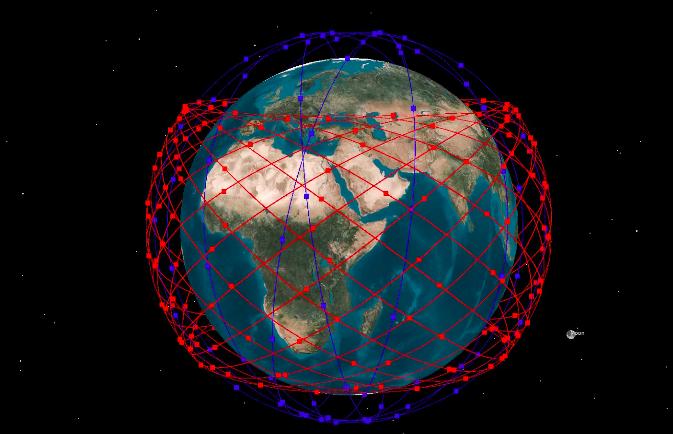 Sistema de baixa órbita é testado com sucesso em banda larga para aviões