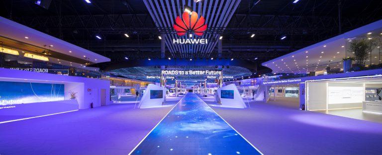 Huawei anuncia contratos de infraestrutura 5G na África do Sul, Suíça e Oriente Médio
