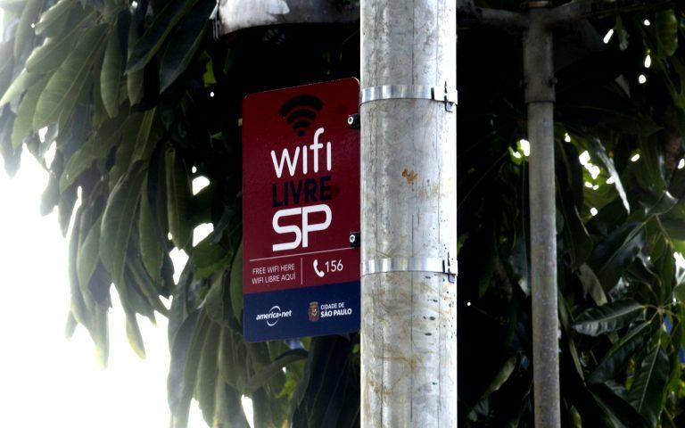 Com plataforma do Google, Wi-Fi público de São Paulo terá 300 pontos ativos em 2019