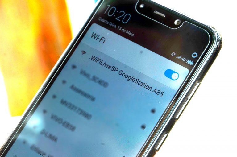 Plataforma de Wi-Fi comunitário Google Station é oficializada no Brasil
