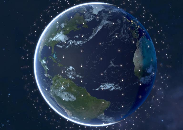OneWeb retoma lançamentos e planeja serviço comercial no fim de 2021