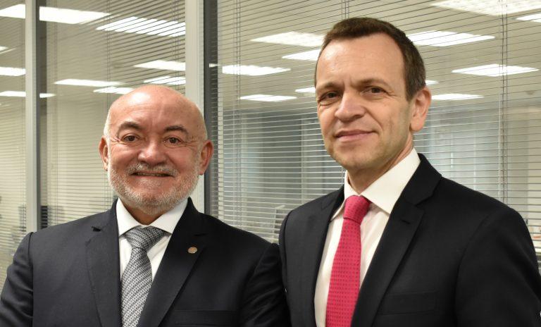 Rodrigo Abreu assume como diretor presidente da Oi