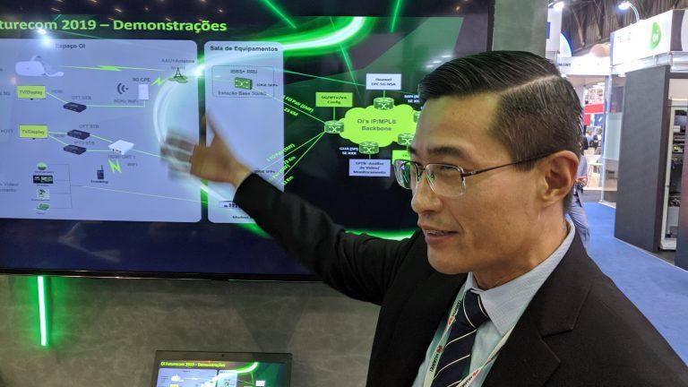 Oi planeja acesso fixo 5G como complemento à fibra
