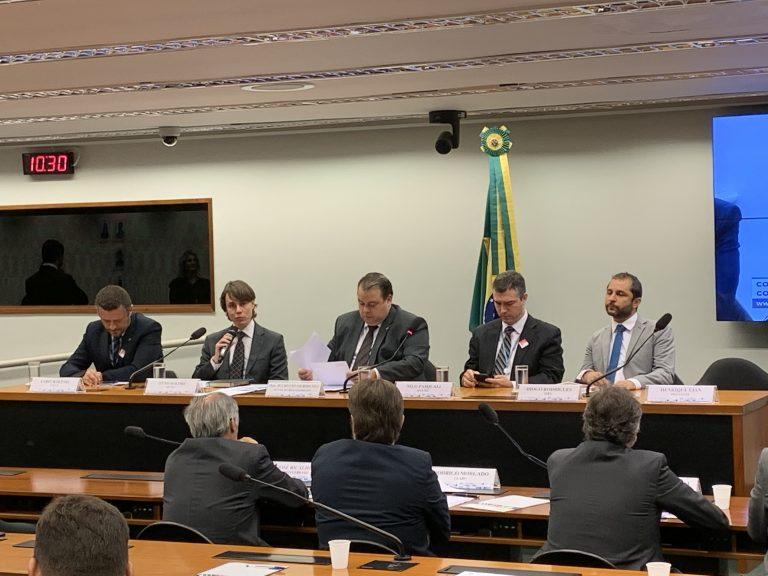 Comissão de Ciência e Tecnologia da Câmara ficará com PSB