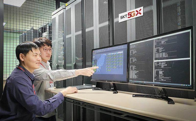 SK Telecom faz transmissão em rede 5G SA com Samsung e Ericsson