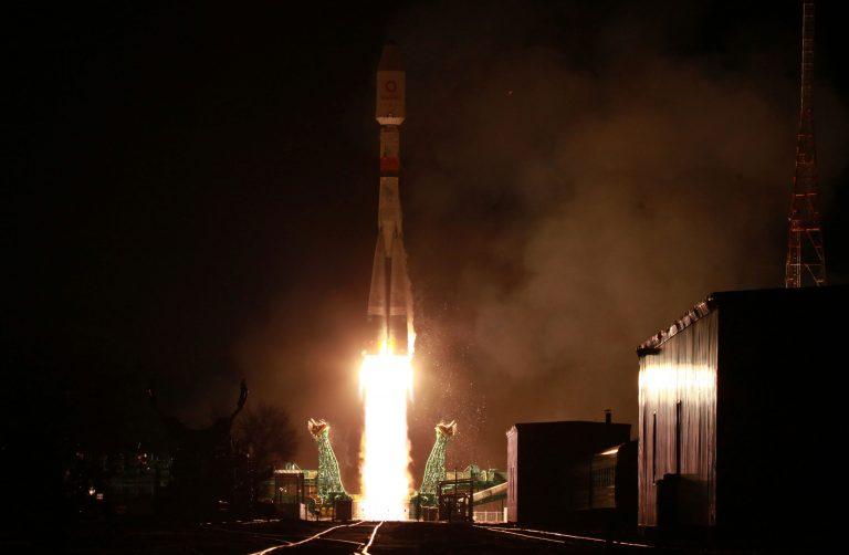 Arianespace confirma sucesso no lançamento de satélites da OneWeb