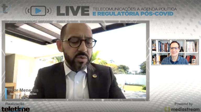 Decreto interministerial vai resolver o direito de passagem para telecomunicações, diz MCTIC