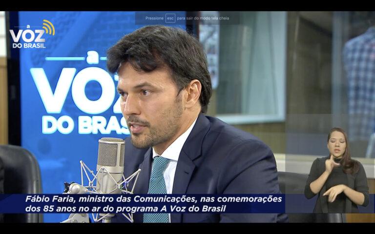 'Bolsonaro vai decidir quem ele deseja que fique com o 5G', reitera Faria