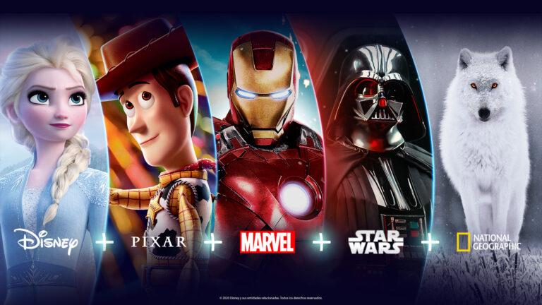Disney+ chega em novembro ao Brasil