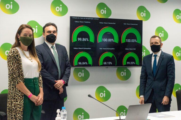 Rodrigo Abreu: Oi continuará a ser relevante com clientes e infraestrutura