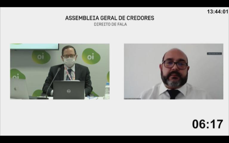 Impasse com Banco do Brasil, Caixa e Itaú continua na AGC da Oi