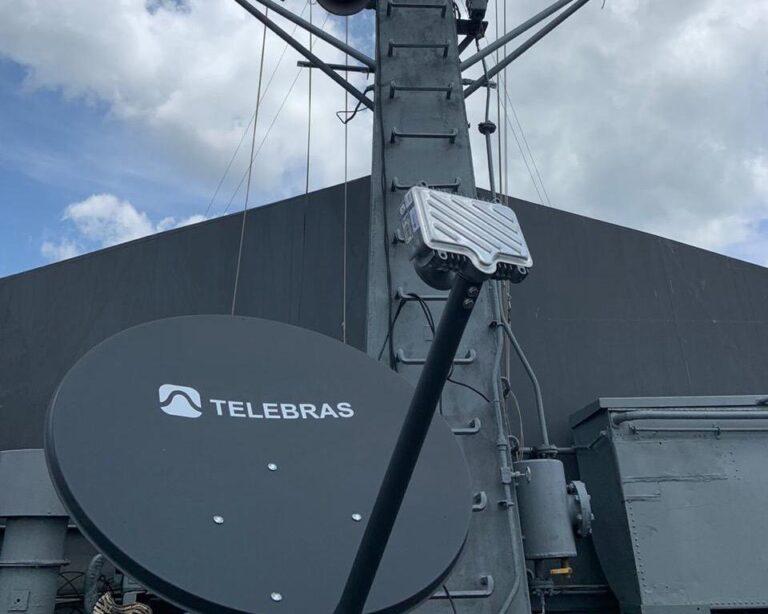 Minicom leva WiFi na Praça para Ilha do Marajó usando o SGDC