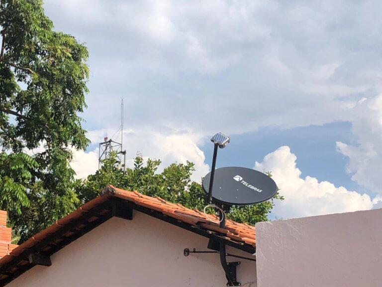 Telebras instala no Maranhão mais um ponto do Wi-Fi na Praça