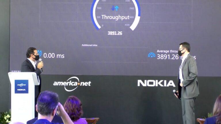 Americanet e Nokia iniciam testes 5G em Pindamonhangaba