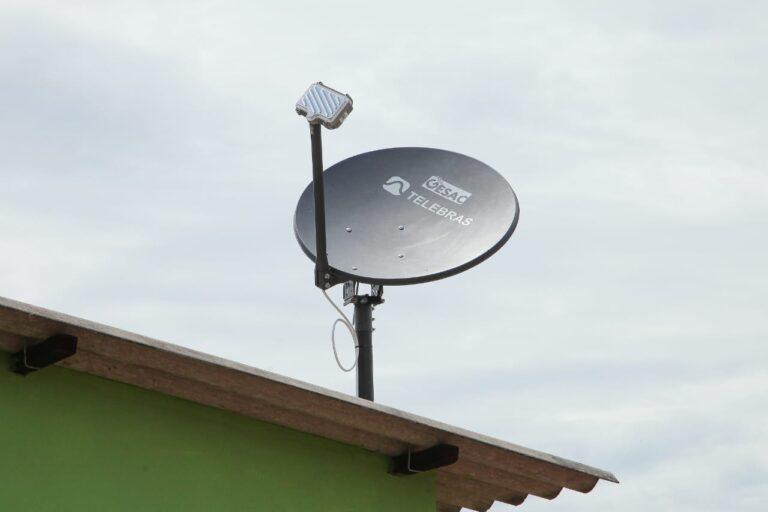 Telebras inaugura em Goiás mais uma conexão do programa Wi-Fi na Praça