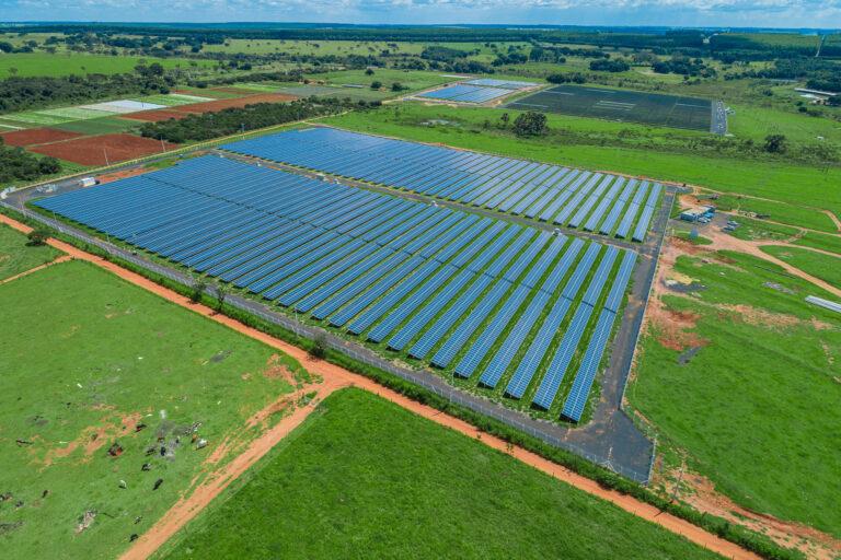 Algar Telecom coloca segunda usina solar em operação