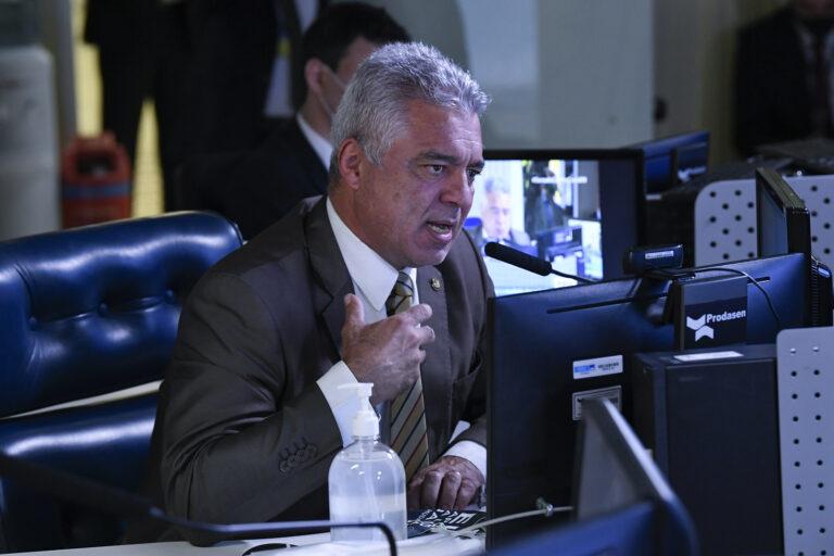 Major Olímpio propõe comissão do Senado também para acompanhar implantação do 5G
