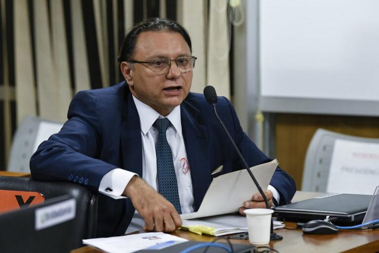 Recondução de Vicente Aquino à Anatel é aprovada na Comissão de Infraestrutura