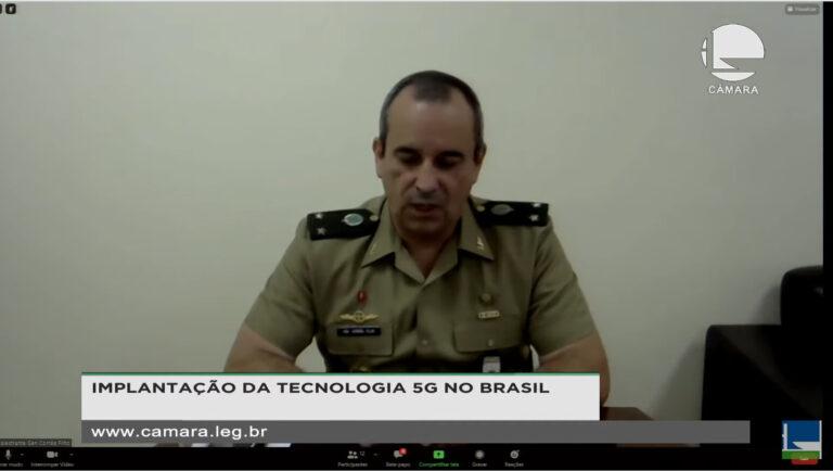 Brasil não pode ser refém de fornecedor único no 5G, diz Ministério da Defesa