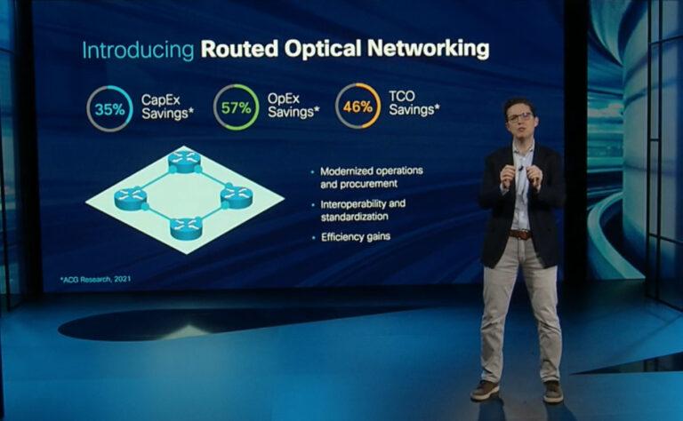 Proposta da Cisco para futuro da Internet é de rede definida por software e 'as a service'