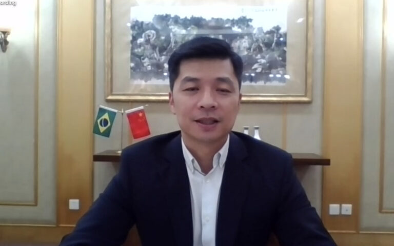 Leilão de 5G permite ampliar cooperação com o Brasil, diz Embaixada da China