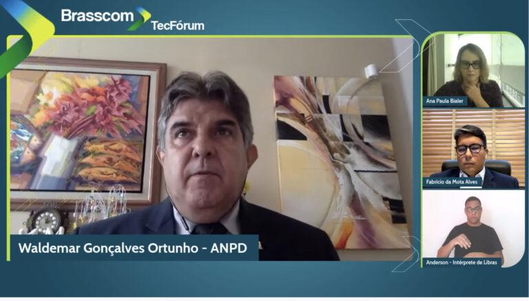 Ortunho destaca normatização da LGPD como principal desafio para Autoridade