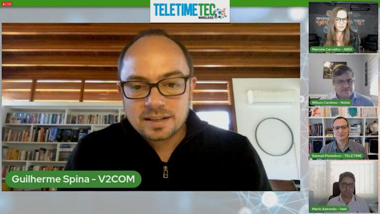 'Tem clientes na fila esperando regulamentação da rede privada', diz CEO da V2Com WEG