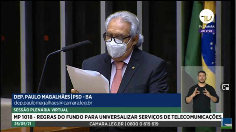 Câmara aprova MP do Fistel, que altera Fust e não enquadra streaming na Condecine-Título