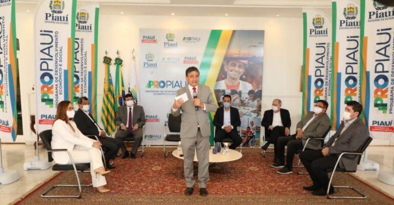 Piauí Conectado levará fibra óptica para 123 cidades em segunda fase