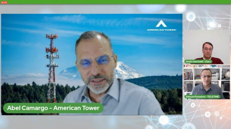American Tower vê compartilhamento de infraestrutura como caminho para o 5G