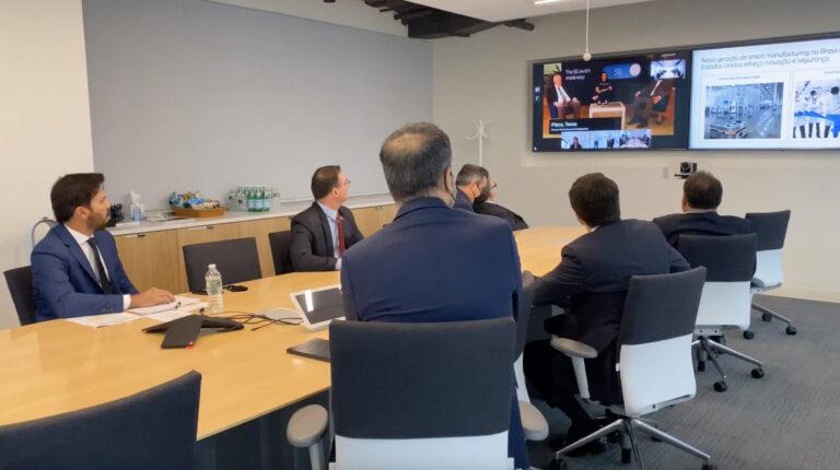 """Visitas à Ericsson e WarnerMedia concluem viagem ministerial aos EUA para """"tirar dúvidas"""""""