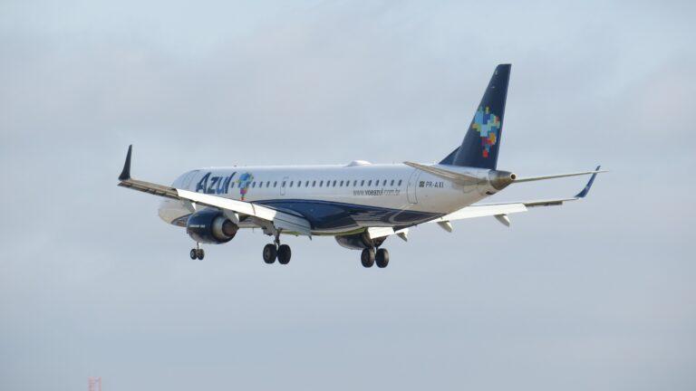 Com Viasat e SGDC, WiFi gratuito da Azul está em 17 aeronaves