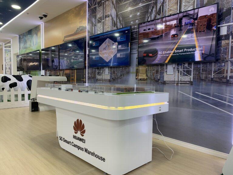 Huawei inaugura centro de inovação para experimentação 5G em São Paulo