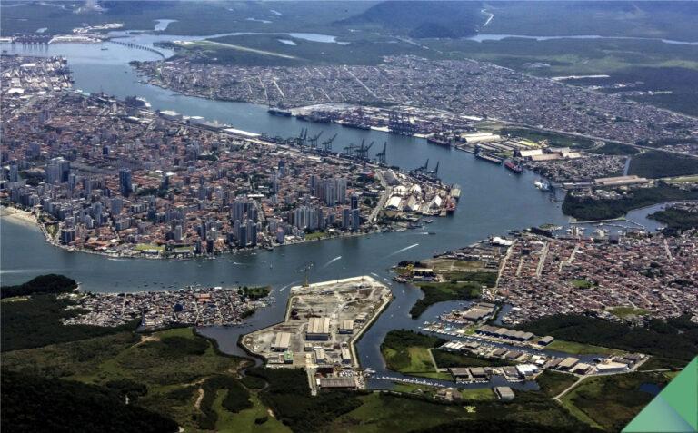 Complexo portuário de Santos receberá projeto piloto de 5G standalone