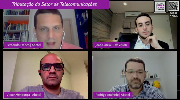 Abetel defende simplificação tributária para reduzir carga sobre telecom
