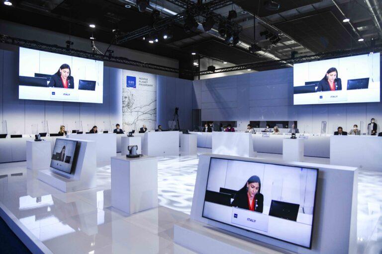 Declaração do G20 inclui conectividade universal e acessível até 2025