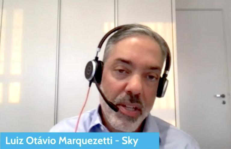Sky quer participar da migração para a banda Ku com satélite e força de campo