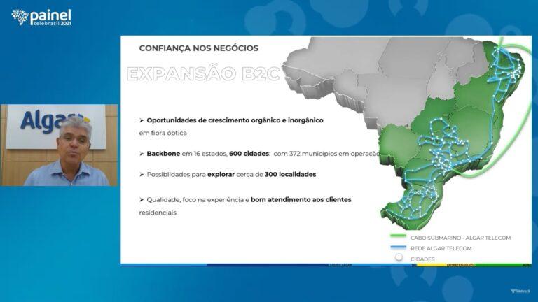 Algar Telecom projeta entrada em 300 municípios no 'curtíssimo prazo'