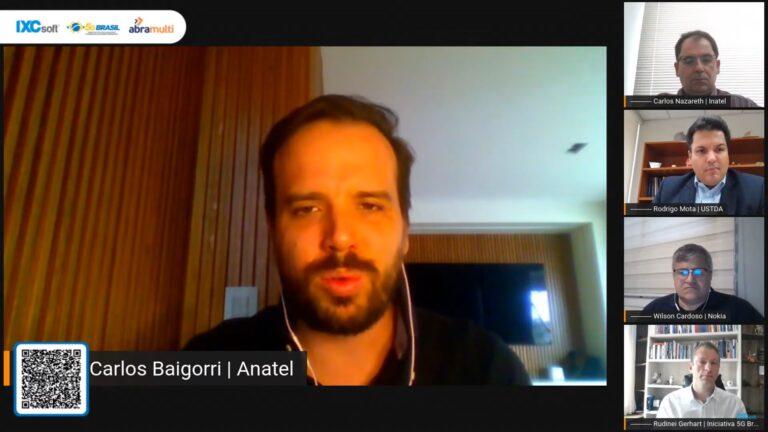 Baigorri projeta interesse em todos os lotes e mais de um entrante no leilão de 5G
